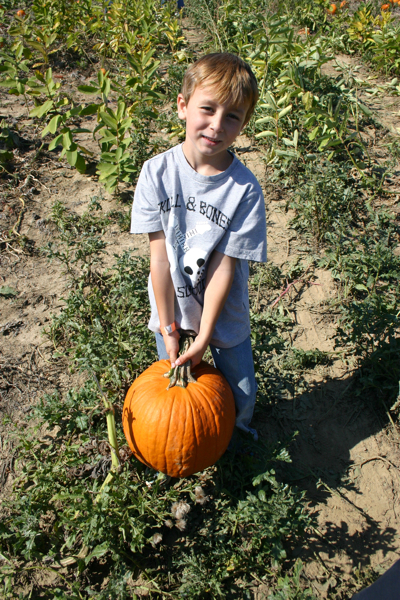 101009 Pumpkin Patch!  - 095